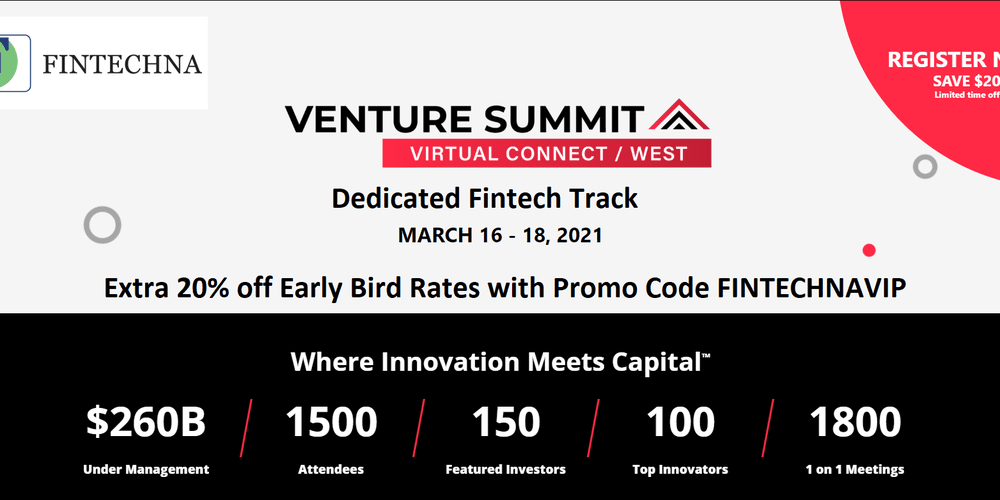 Venture Summit Virtual Connect West